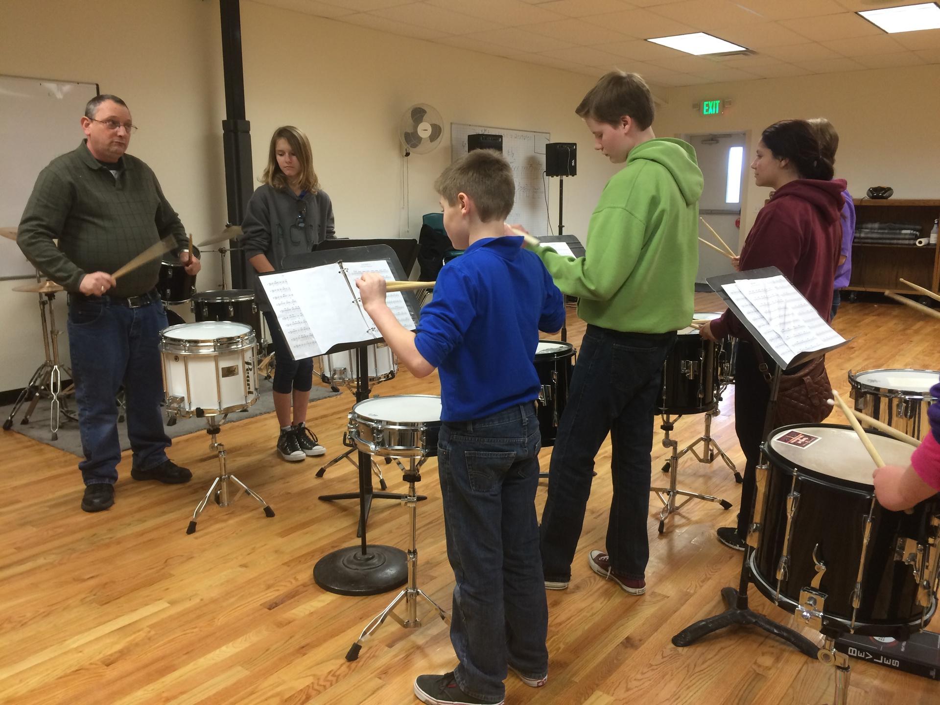 Percussion II Elective